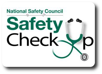 Click get your safety checkup.