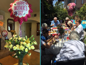 Mother's Day at Newport Heights Manor - 2017